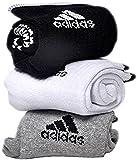 #4: SUPER DEAL BAZZAR STORE Men's Ankle Length Cotton Socks - (Pack of 3)