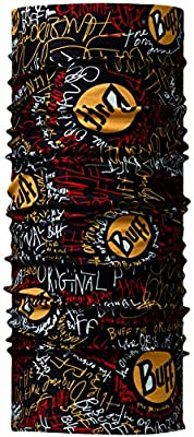 BUFF Headwear Original Obsession Multifunktionstuch Schlauchtuch von BUFF Headwear bei Outdoor Shop