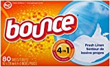 Best Dryer Sheets - Bounce Fresh Linen Tumble Dryer Sheets (80 Sheets) Review