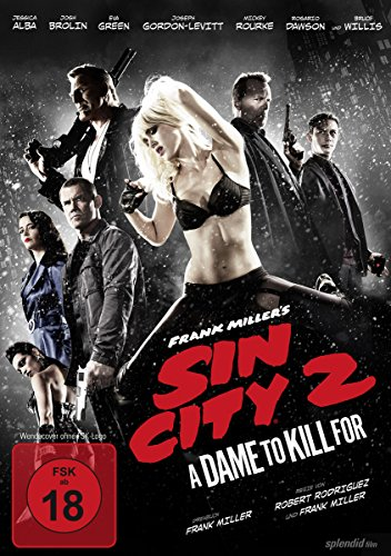 Sin City 2 - A Dame To Kill