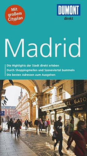 Direkt-Reiseführer: Madrid, Spanien