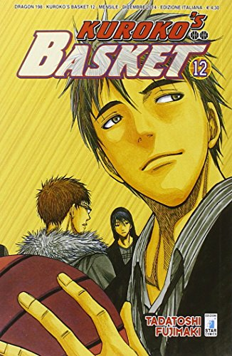 Kuroko's basket: 12 (Dragon) por Tadatoshi Fujimaki