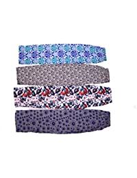 Savita Collection Cotton Printed Payjama/Lounge Wear –Soft Cotton Night Wear/Pyjama for Women(Pack of 4Pcs), Prints May Vary (Assorted Pyjama) for Womens/Ladies/Girls