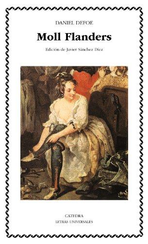 Moll Flanders (Letras Universales)