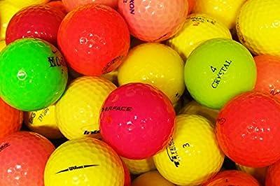 LbcGolf Bolas Golf Mixtas