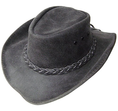 modestone-unisex-leather-sombrero-vaquero-grey