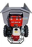 Allrad-Dumper, Honda GX 200, hydraulische Auskippung, max. Zuladung 600 kg -