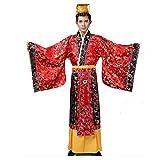 8c4a9252fb5f la dinastia han costume il re qinshihuang  vestito antico cinese  cosplay imperatori
