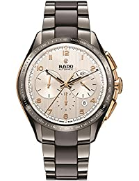 Rado Men's HyperChrome 45mm Ceramic Band & Case Automatic Watch R32108102