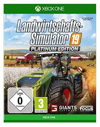 Landwirtschafts-Simulator 19: Platinum Edition (X1)