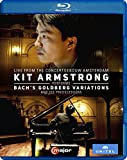 Piano Recital: Armstrong, Kit - Byrd, W. / Sweelinck, J.P. / Bull, J. / Bach, J.S. (Bach's Goldberg Variations and Its Predecessors) (NTSC) [Blu-ray]
