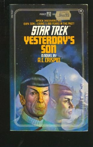 Yesterday's Son - Star Trek #11