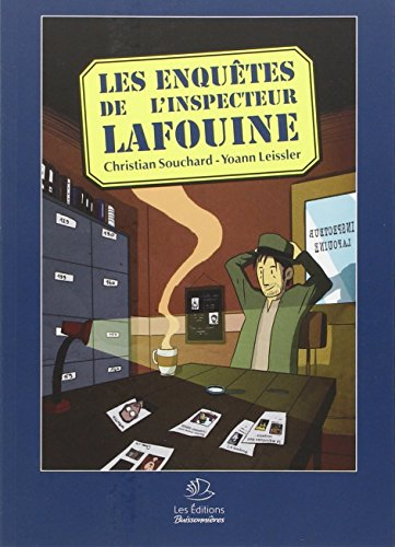 BD les Enquêtes de l'Inspecteur Lafouine