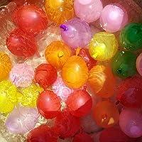 WXCL 500 pz/lotto di palloncini riempiti creativamente palloncini magici per Bambini forniture per giochi di Guerra d'acqua per adulti giocattoli da Festa all'aperto d'estate, Set di 500 palloncini
