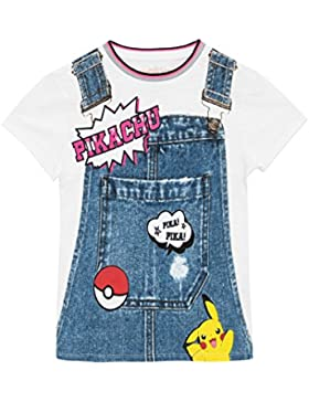 Pokemon - Camiseta para niñas - Pokemon