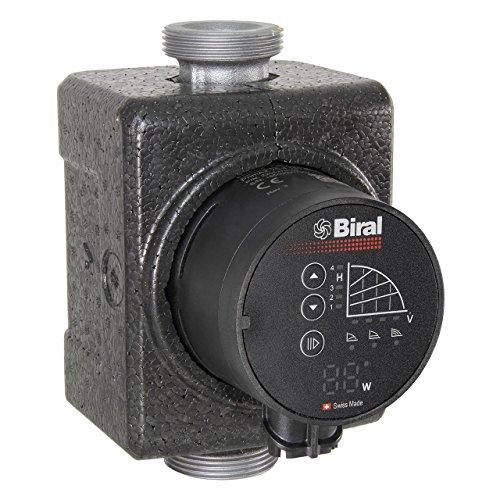 Biral Heizungsumwälzpumpe PrimAX 25-4 180 RED G1 1/2 inkl. Wärmedämmschale - 2205370150