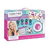 Make It Real 02502 Glitter Dream Nail Spa, Multi-Colored -