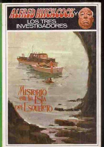 Portada del libro El misterio en la isla del esqueleto (ALFRED HITCHCOCK Y LOS TRES INVESTIGADORES THE MYSTERY OF SKELETON ISLAND)