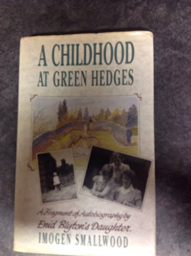 A childhood at Green Hedges