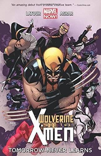 Wolverine & The X-men - Volume 1