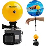 Mystery Floating Monopod Tripod Selfie Stick Buoy Ball & Waterproof Roatable Adjustable Floating Self-timer With Adjustable Wrist-Strap For GoPro Hero 5/4/3/3+/2/1