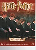 Harry Potter and the Philosophers Stone: 3-D Movie Book by J. K. Rowling (2001-11-05)