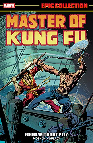 Master of Kung Fu Epic Collection: Fight Without Pity ...