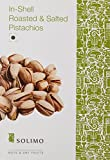 #10: Solimo Premium Roasted and Salted Pistachios, 250g