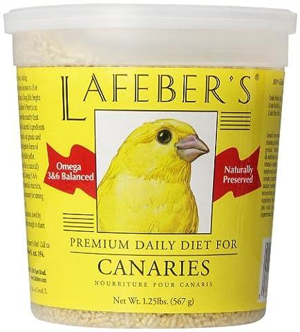 Lafeber Company Canary Pellets Premium Daily Diet Pet Food,