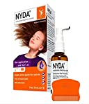 """Say Simply Goodbye to head Lice and Nits with Single application of """"NYDA - A German Spray To Eradicate Lice and Nits"""". NYDA is scientifically proven 100% effective and completely Safe for all ages above 2 years. It is non sticky solution which we ne..."""