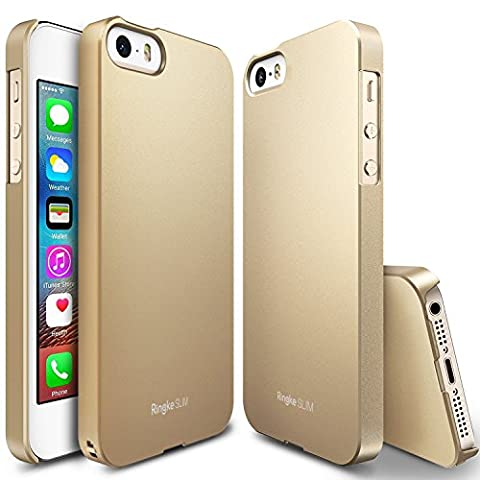 Batterie Gold Iphone 5s - Coque iPhone SE / 5S / 5,