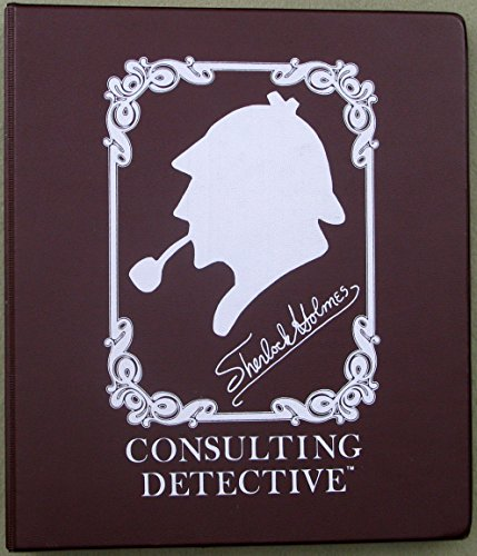 Sherlock Holmes, Consulting Detective: Game Book