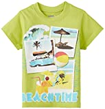 People Boys T-Shirt (P30501276021434_Bright Green_3 - 4 years)