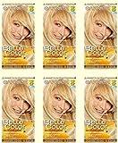 6x Garnier Belle Color 110rubio claro natural Tinte para el cabello