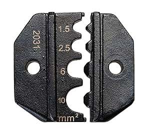 Paladin Werkzeuge PA20311300/8000Serie austauschbar sterben mit 22–8Awg nicht isolierend Blister