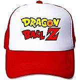 Custom Dragon Ball Z Baseball Caps Taille unique Red