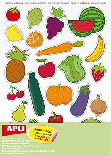 gomets-escolar-tematico-la-frutas-y-verduras-adhesivo-removible-bolsa-de-2-hojas