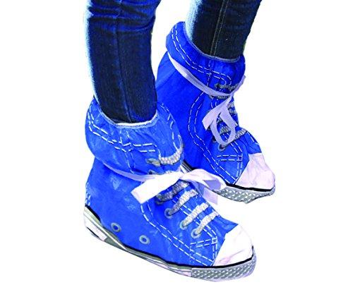 Preisvergleich Produktbild Mags Schuhüberzieher Festival Feet blau