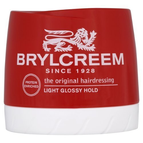 Brylcreem Original Hair Dressing Tub standard Hair Cream-150ml by Unilever (English Manual)