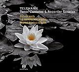 Telemann: Cantatas Para Tenor; Sonatas Para Flauta De Pico