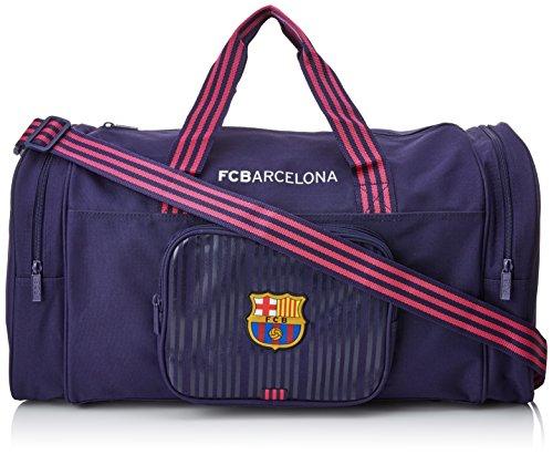 Safta Bolsa De Deporte F.C.Barcelona 2ª Equipacion 16/17 Oficial 550x270x260mm