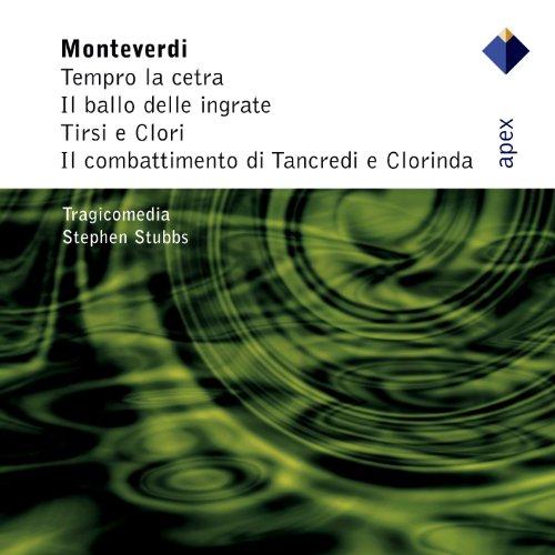 Monteverdi : Madrigals, Book 7 : Xxix Tirsi E Clori