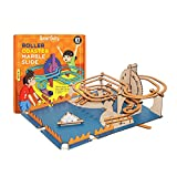 Smartivity Roller Coaster Marble Slide Educational Toy, Multi Color