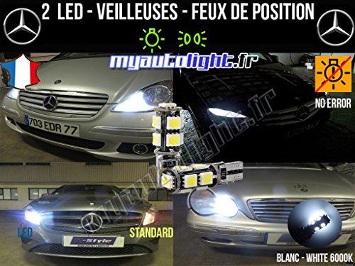 2 x feux de croisement autolight 24 55w h7 xénon Halogène Lampes pour kia sorento 1 2 3