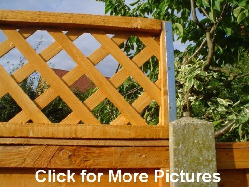 postfix-trellis-fence-height-extension-arms-pair