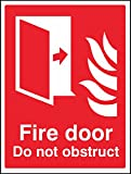 Caledonia Schilder 21077e Fire Door Nicht Behindert