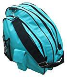 Best A&R Sports Ice Bags - A&R Sports Deluxe Skate Bag, Turquoise Review