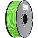 3D-Prima HIPS Filament - 3mm - 1 kg spool - Green