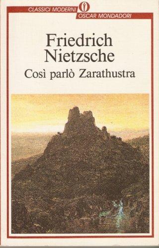 Cos parl Zarathustra. Un libro per tutti e per nessuno