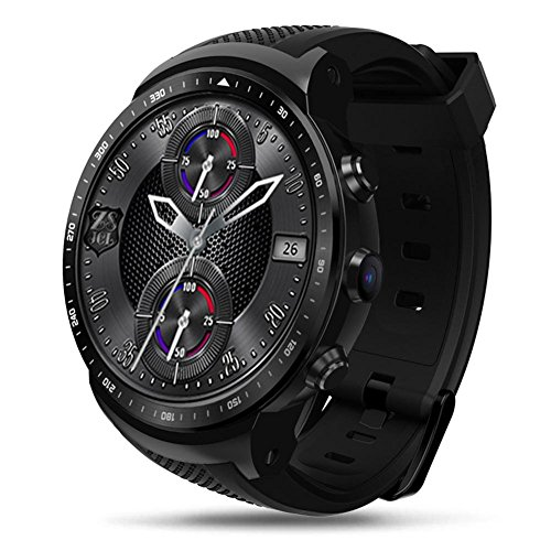 Eulan Zeblaze Thor PRO 3G GPS Bluetooth Smartwatch, Touch Screen Wrist Watch for Men/Women/Kids 3g Bluetooth